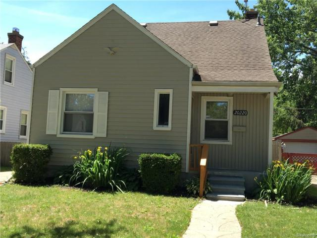 20220 Elkhart Street, Harper Woods, MI 48225 (#218052533) :: RE/MAX Classic