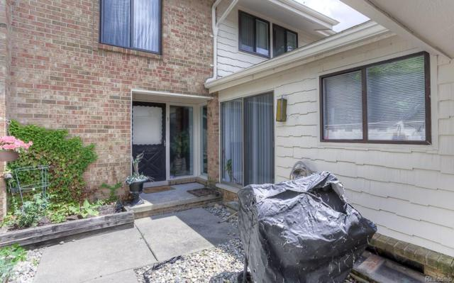 7125 Pebble Park Drive, West Bloomfield Twp, MI 48322 (#218052636) :: RE/MAX Classic