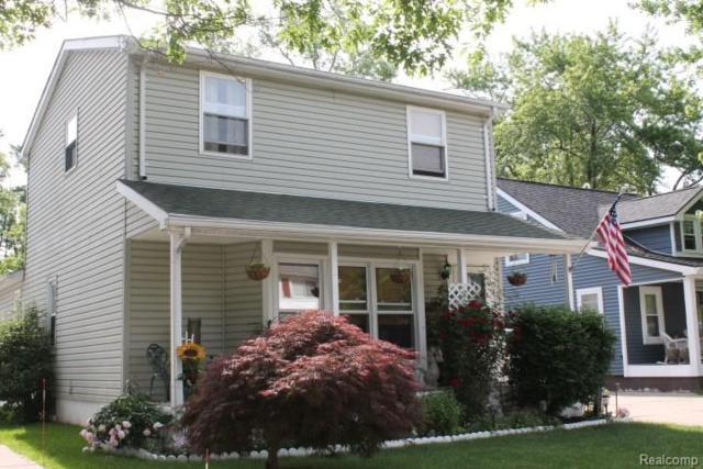 3816 Tyler Avenue, Berkley, MI 48072 (#218052833) :: RE/MAX Classic