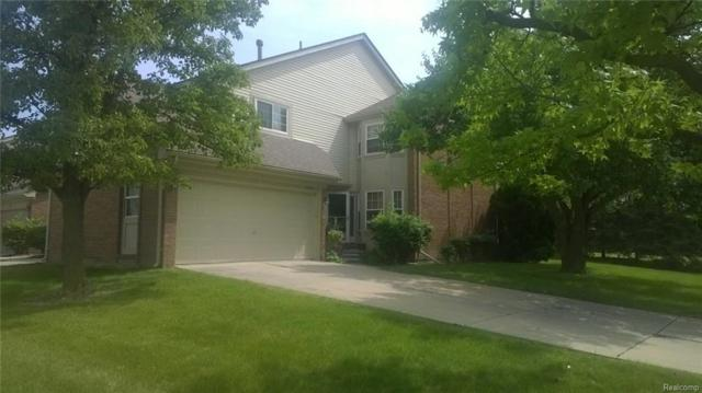 15606 Golfview Drive, Riverview, MI 48193 (#218052915) :: RE/MAX Classic