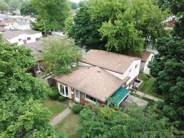 28206 Couzens Avenue, Madison Heights, MI 48071 (#218052957) :: RE/MAX Vision