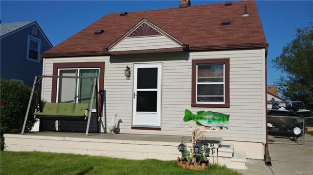 3522 22ND Street, Wyandotte, MI 48192 (#218053011) :: RE/MAX Classic