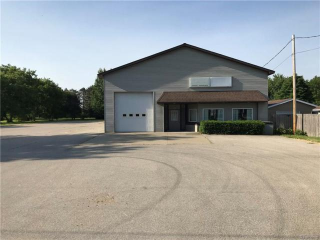 1712 Cass Avenue Rd, Bay City, MI 48708 (MLS #218053018) :: The Toth Team
