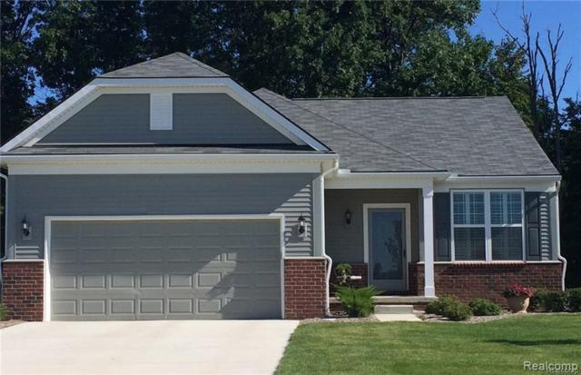 27152 Montague Drive, Brownstown Twp, MI 48134 (#218053240) :: RE/MAX Classic