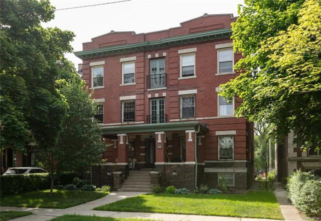 469 W Willis Street #3, Detroit, MI 48201 (#218053297) :: RE/MAX Classic