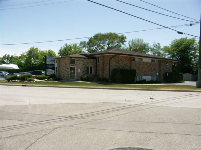 1033 River Street, Port Huron, MI 48060 (#218053312) :: The Buckley Jolley Real Estate Team