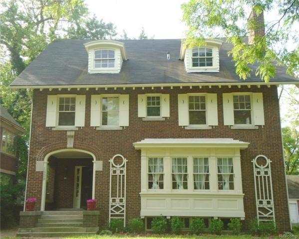 1529 W Boston Boulevard, Detroit, MI 48206 (#218053359) :: RE/MAX Classic