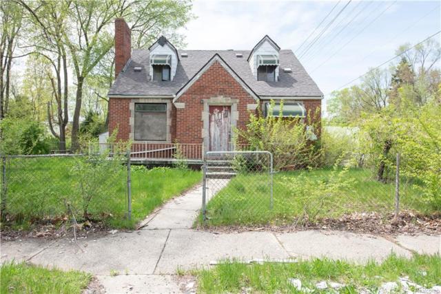 19459 Shields, Detroit, MI 48234 (#218053532) :: RE/MAX Classic