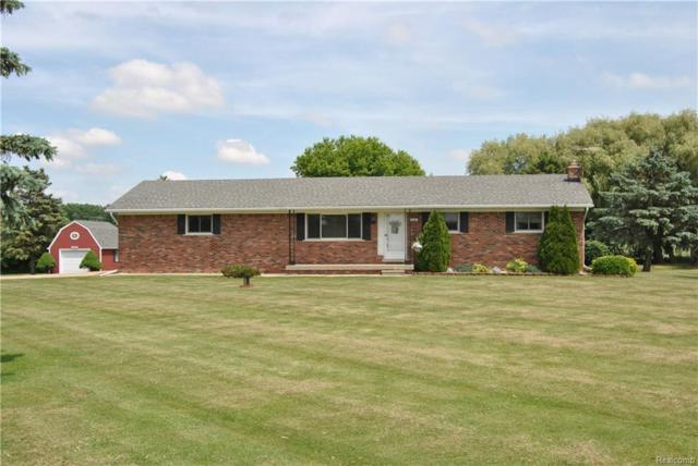 906 Riley Center Road, Riley Twp, MI 48041 (#218053650) :: RE/MAX Nexus