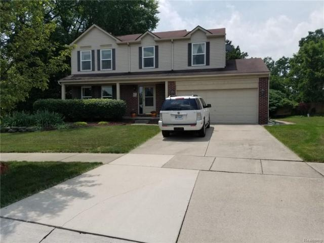 956 Wildwood Lane, Canton Twp, MI 48188 (#218053715) :: RE/MAX Vision