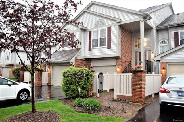 49946 Plymouth Way, Plymouth, MI 48170 (#218053848) :: RE/MAX Classic