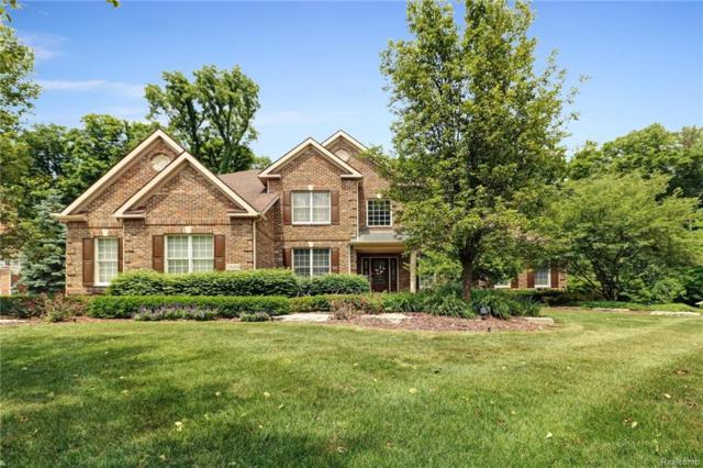 15688 Troon Court, Northville Twp, MI 48168 (#218053851) :: RE/MAX Classic