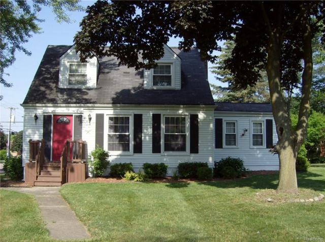 18901 Westmore Street, Livonia, MI 48152 (#218053880) :: RE/MAX Classic