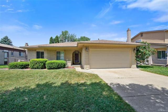 2663 Franklin Park Drive, Sterling Heights, MI 48310 (#218053921) :: RE/MAX Classic