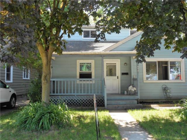 600 E Lincoln Avenue E, Madison Heights, MI 48071 (#218053944) :: RE/MAX Vision