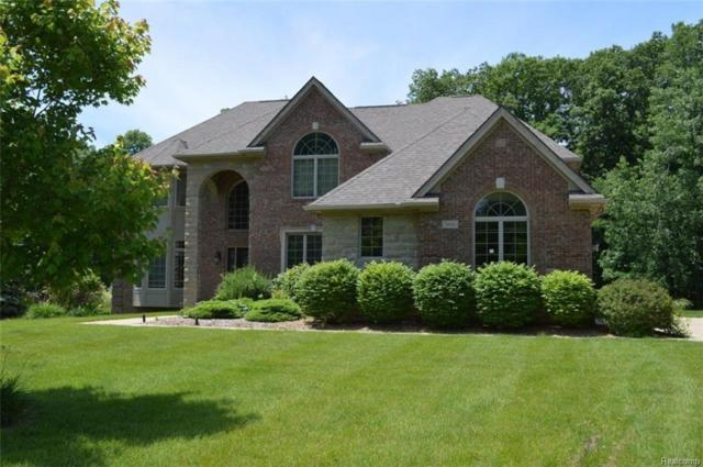 3606 Woodridge Drive, Genoa Twp, MI 48843 (#218053975) :: RE/MAX Classic
