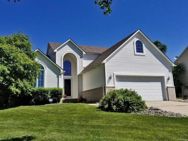 5499 Windermere, Grand Blanc Twp, MI 48439 (#50100002625) :: RE/MAX Classic