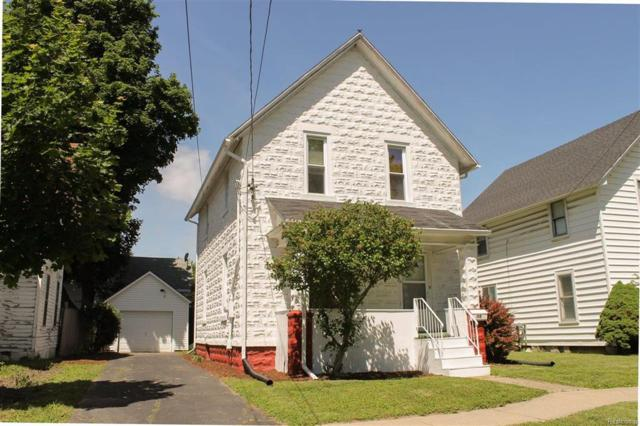 118 S Howell, Owosso, MI 48867 (#50100002626) :: RE/MAX Classic
