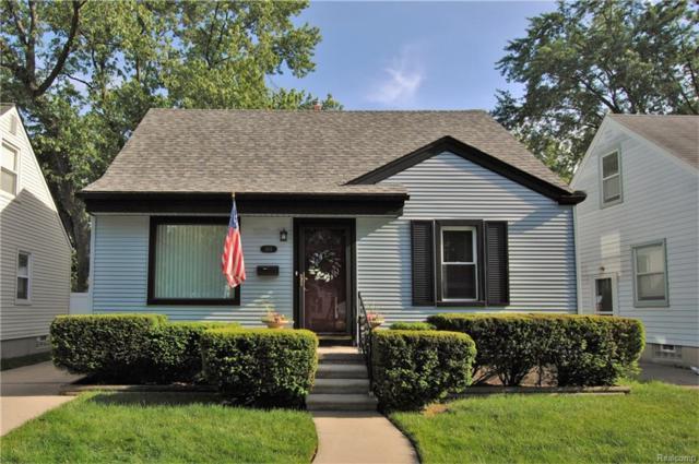 1416 Whitcomb Avenue, Royal Oak, MI 48073 (#218054199) :: Duneske Real Estate Advisors