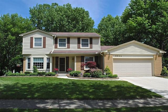 9936 N Canton Center Road, Plymouth Twp, MI 48170 (#543257753) :: RE/MAX Classic