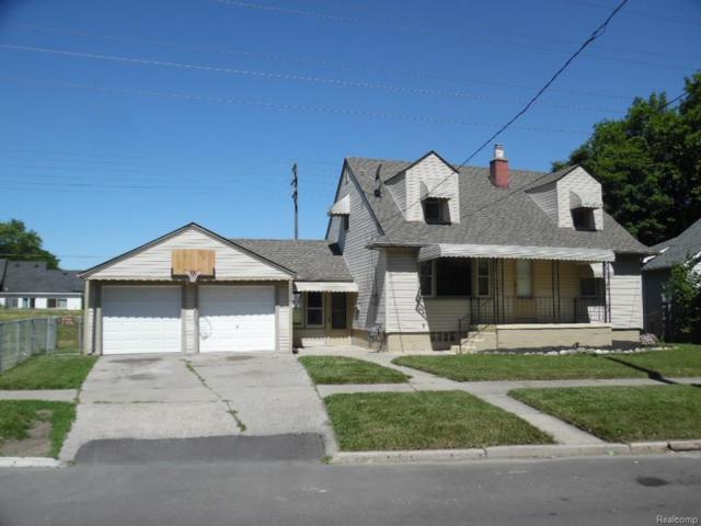 3226 9TH Street, Wyandotte, MI 48192 (#218054434) :: RE/MAX Classic
