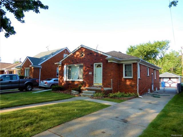 8460 Virgil Street, Dearborn Heights, MI 48127 (#218054532) :: The Buckley Jolley Real Estate Team