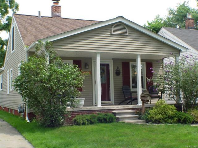 24360 New York Street, Dearborn, MI 48124 (#218054635) :: RE/MAX Classic