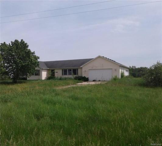 17995 Sherman Road, Milan Twp, MI 48160 (#218054641) :: Duneske Real Estate Advisors