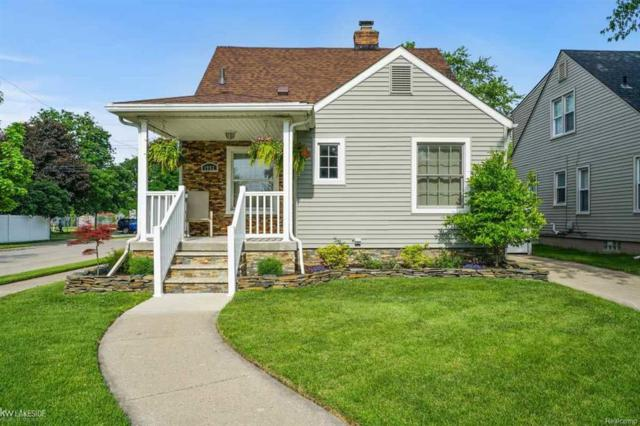 1992 Gardner Avenue, Berkley, MI 48072 (#58031350919) :: RE/MAX Vision