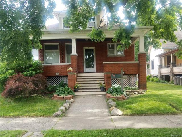 307 Poplar Street, Wyandotte, MI 48192 (#218054765) :: RE/MAX Classic