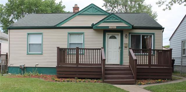 720 Hudson Street, Wyandotte, MI 48192 (#218054800) :: RE/MAX Classic