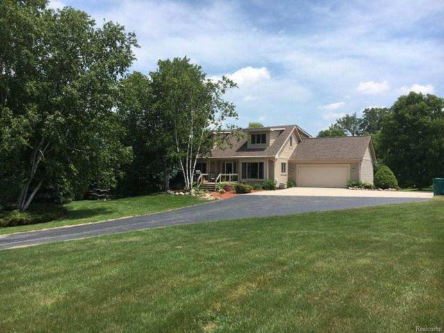 71650 Eldred Road, Bruce Twp, MI 48065 (#218054838) :: The Mulvihill Group
