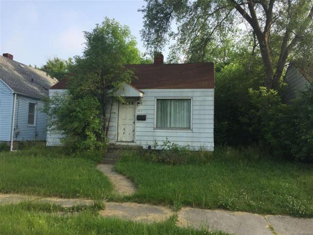3518 Larchmont, Flint, MI 48503 (MLS #50100002654) :: The Toth Team