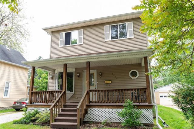 2719 Cherry Street, Port Huron, MI 48060 (#218054937) :: The Buckley Jolley Real Estate Team