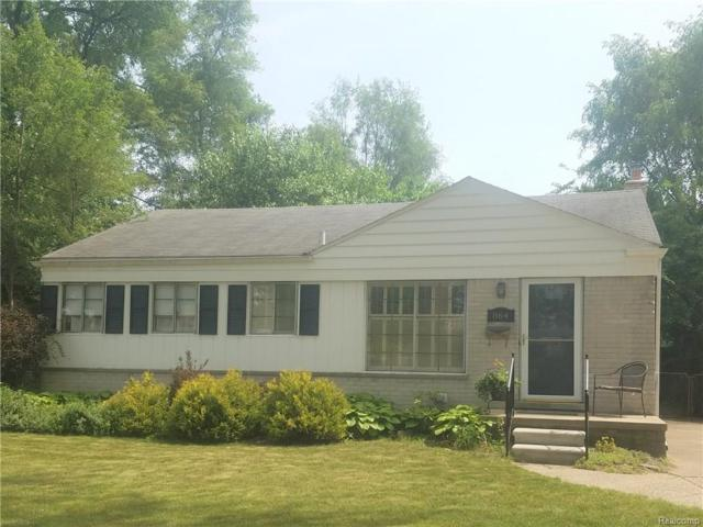 864 Eastlawn Avenue, Madison Heights, MI 48071 (#218054946) :: RE/MAX Classic