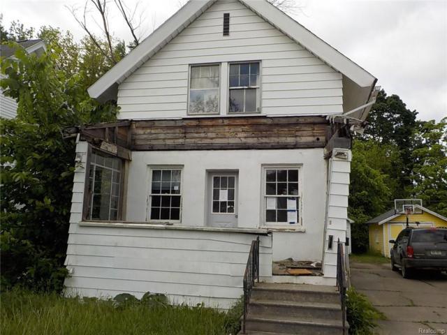 1925 Bagley Street, Flint, MI 48504 (#218054947) :: RE/MAX Classic