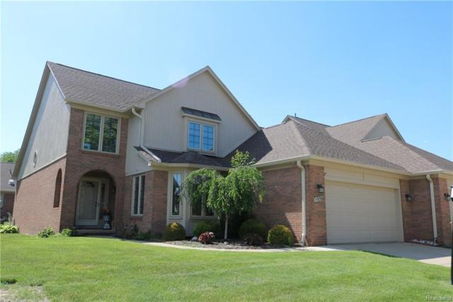 1556 Country Drive, Trenton, MI 48183 (#218054955) :: Duneske Real Estate Advisors