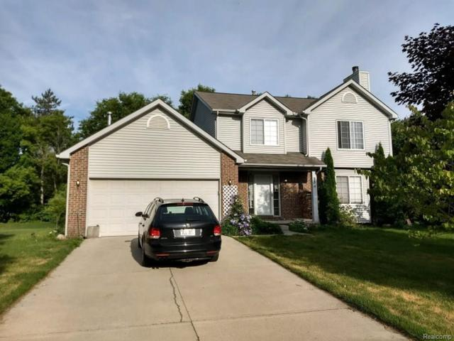 93 Donna Court, Waterford Twp, MI 48327 (#218055003) :: RE/MAX Classic
