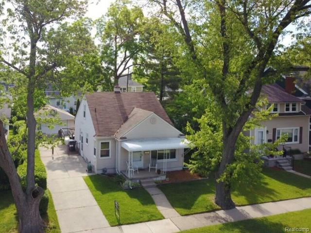 3146 Kipling Avenue, Berkley, MI 48072 (#218055025) :: RE/MAX Vision