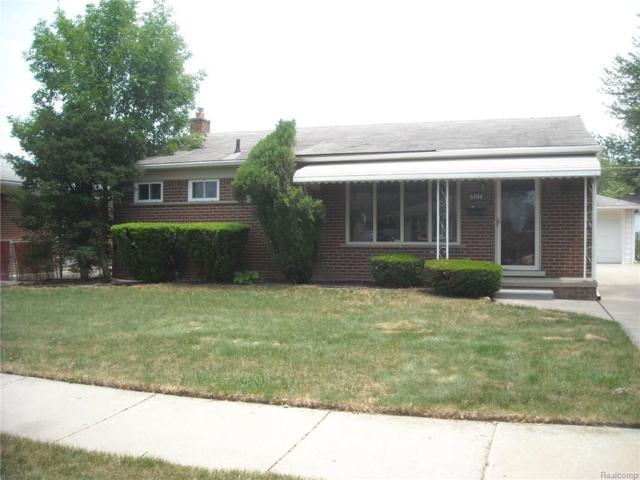 6104 Plainfield Street, Dearborn Heights, MI 48127 (#218055026) :: Duneske Real Estate Advisors