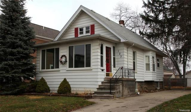 123 S Wilson Avenue, Royal Oak, MI 48067 (#218055080) :: RE/MAX Vision