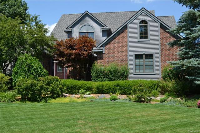 3207 Lakewood Shores, Genoa Twp, MI 48843 (MLS #218055108) :: The Toth Team