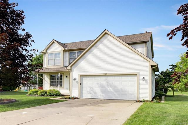 2845 Bonny Brook Drive, Oceola Twp, MI 48843 (#218055219) :: The Mulvihill Group