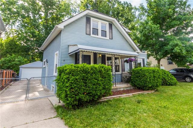 1027 Batavia Avenue, Royal Oak, MI 48067 (#218055233) :: RE/MAX Vision