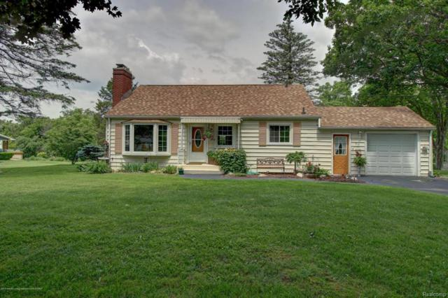 812 W Wilkinson Road, Owosso Twp, MI 48867 (#630000227363) :: The Mulvihill Group