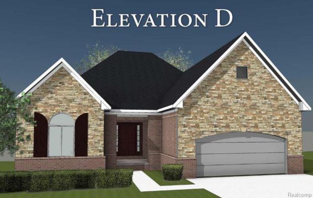 000 Sandoval  Lot18 Drive, Orion Twp, MI 48362 (MLS #218055385) :: The Toth Team