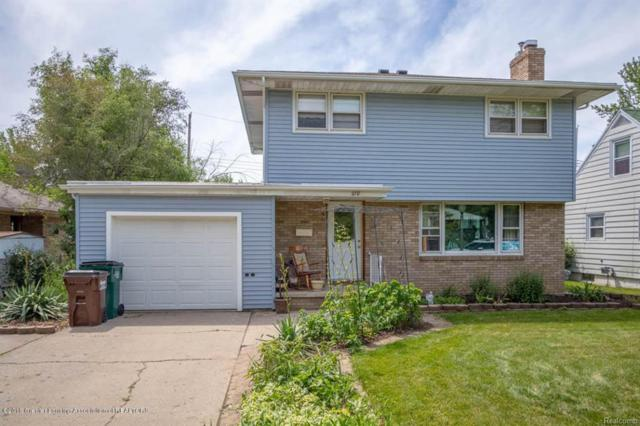 2708 Chatham Road, Lansing, MI 48910 (#630000227369) :: Duneske Real Estate Advisors