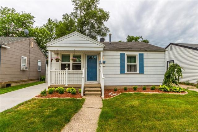 1955 Almont Street, Ferndale, MI 48220 (#218055404) :: RE/MAX Vision