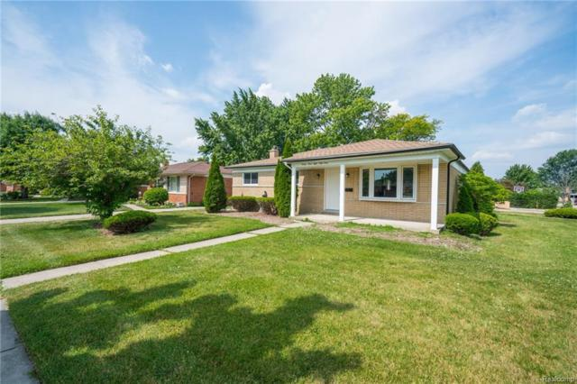 33859 Brownlea Drive, Sterling Heights, MI 48312 (#218055471) :: RE/MAX Classic