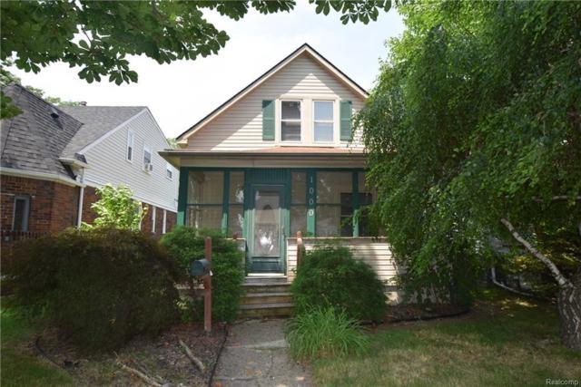 1000 Maple Street, Wyandotte, MI 48192 (#218055500) :: RE/MAX Classic